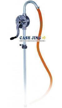Aluminum rotary drum pump